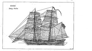 Brig Uss Eagle 1814 ship model plans