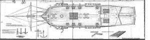 Brig Vanita XVIIIc ship model plans
