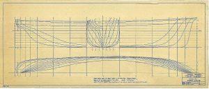 Clipper Andrew Jackson 1855 ship model plans
