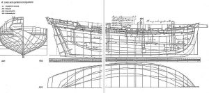 Cutter Alert 1818 ship model plans