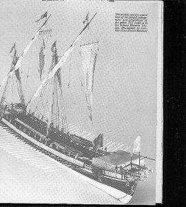 Galley La Reale 1694 Ver1 ship model plans