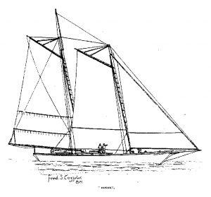 Pilot Boat Hornet 1819 ship model plans