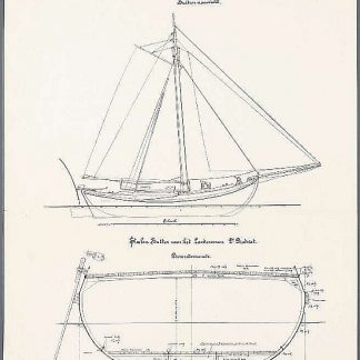 Boeier Loodwesen ship model plans