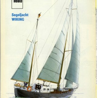 Cutter Viking 17m 1921 ship model plans