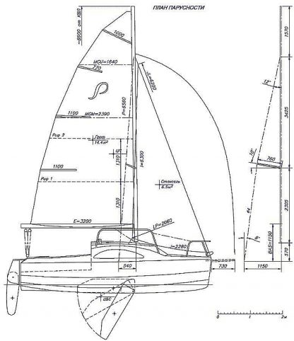 Sailboat New Haven Sharpie 1900 ship model plans
