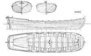 Ships Boat Barkaz ship model plans