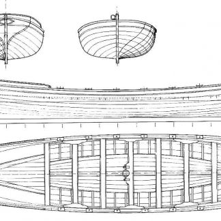 Ships Boat Barzha ship model plans