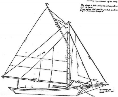 Ships Boat Kater ship model plans