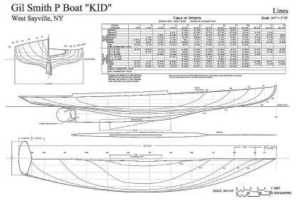 Sloop Mediator 1741 ship model plans